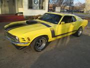 Ford Mustang Ford Mustang Orig Mach I  now Boss 302 trim